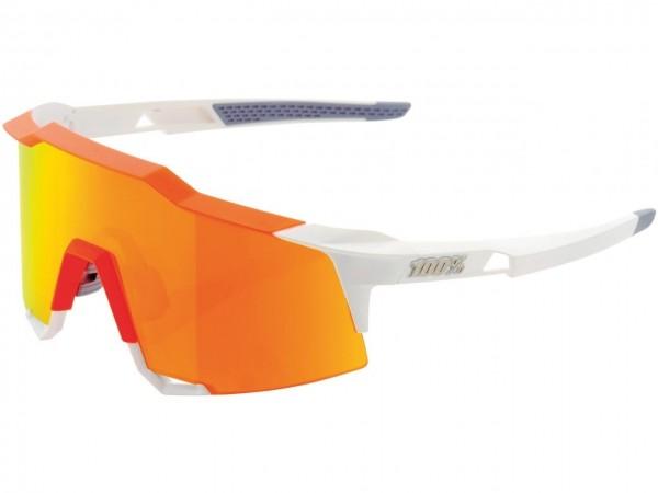 100% Speedcraft Tall HD Hiper RED Multilayer Mirror Lense Brille 61001-006-43