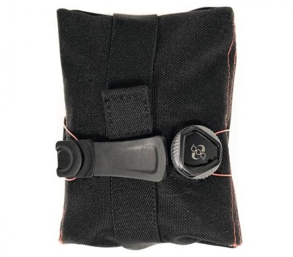SILCA Satteltasche Seat Roll Grande Americano mit BOA Drehverschluss