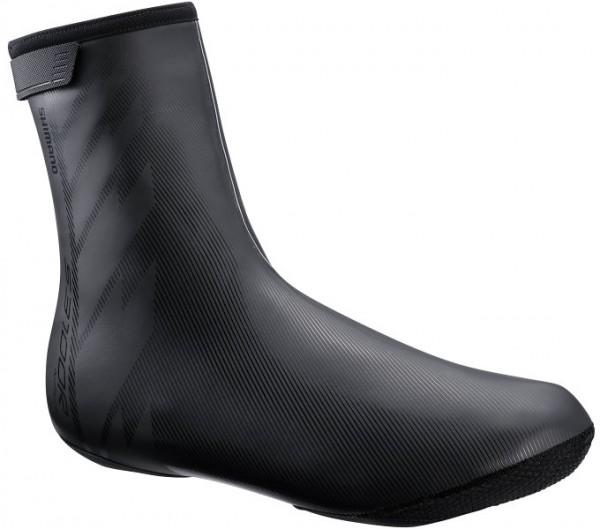 Shimano 3100R NPU+ Shoe Cover Black Überschuh unisex Rennrad wasserdicht Winter