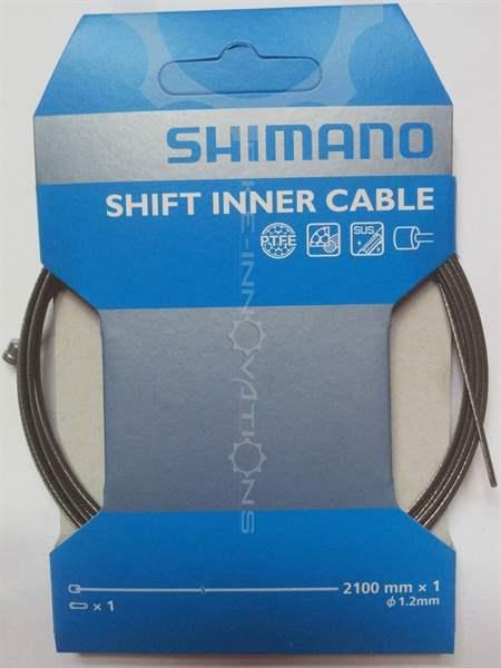 SHIMANO Schaltzug Road / MTB Shift Cable Edelstahl PTFE beschichtet Dura Ace