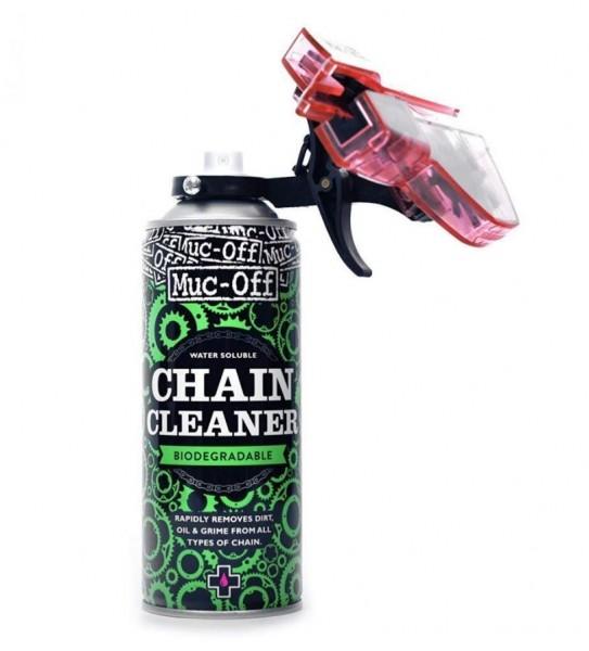 Muc Off Chain Doc (inkl. Chain Cleaner 400ml) Kettenreiniger Kettenpflegeset