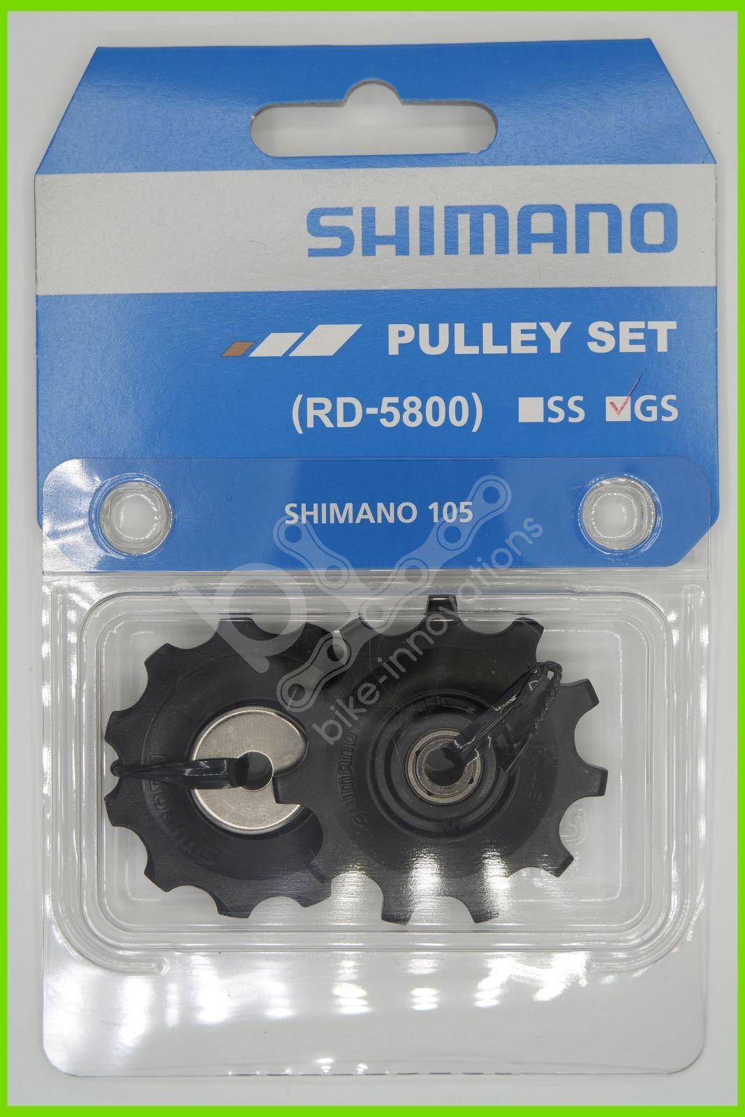 Shimano 105 11-fach Y5YE98090 Schaltröllchen Schalträdchen RD-5800-GS